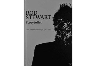 Rod Stewart - Storyteller-Complete Anthology1964-1990 [CD]
