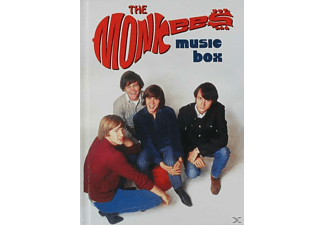 The Monkees - Music Box - (CD)