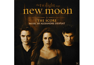 DESPLAT,ALEXANDRE & LONDON SYMPHONY ORCHESTRA,THE - Twilight Saga: New Moon (The Score) [CD]