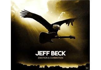 Jeff Beck - Emotion & Commotion (Bonus Dvd) [DVD]