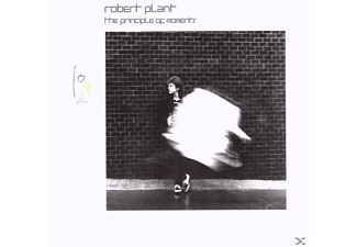 Robert Plant - The Principle Of Moments - (CD)