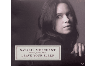 Natalie Merchant - Leave Your Sleep - (CD)