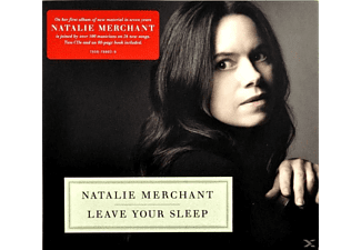 Natalie Merchant - Leave Your Sleep (2 Cd) [CD]