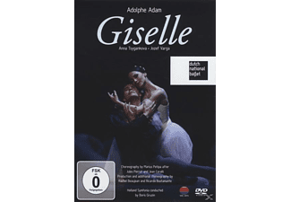Dutch National Ballet - Giselle - (DVD)