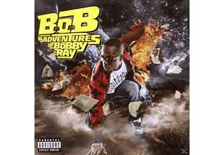 B.o.B - B.O.B Presents: The Adventures Of Bobby Ray - (CD)