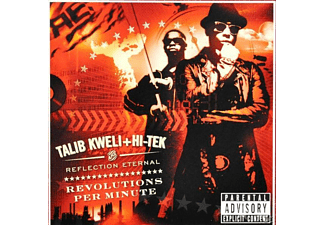 Reflection Eternal: Talib Kweli & Hi-tek - Revolutions Per Minute - (CD)