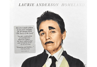 Laurie Anderson - Homeland - (CD + DVD Video)