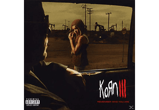 Korn - III - Remember Who You Are (CD)