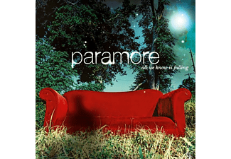 Paramore - All We Know Is Falling - (CD)