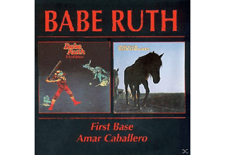 Babe Ruth - First Base/Amar Caballero - (CD)