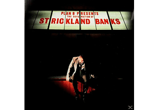 Plan B - The Defamation Of Strickland Banks [CD]