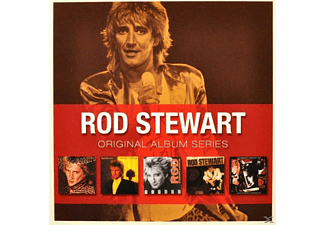 Rod Stewart - Rod Stewart - Original Album Series [CD]