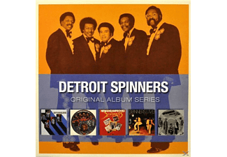 The Spinners - Original Album Series - (CD)