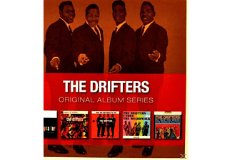 The Drifters - Original Album Series - (CD)