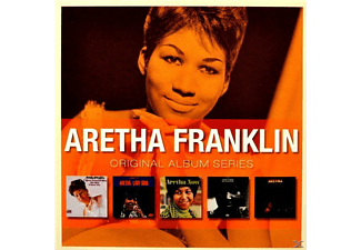 Aretha Franklin - Original Album Series [CD]