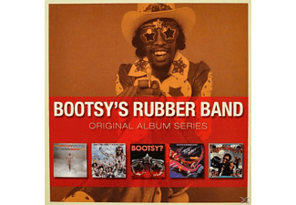 Bootsy's Rubber Band - Original Album Series [CD]