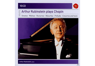 Arthur Rubinstein - Rubinstein Plays Chopin-Sony Classical Masters [CD]