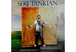 Serj Tankian - Imperfect Harmonies [CD]