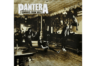 Pantera - Cowboys From Hell [CD]