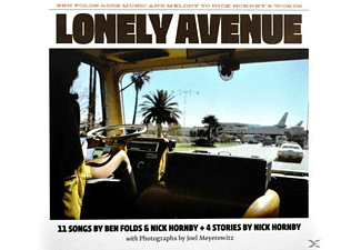 Folds,Ben & Hornby,Nick - Lonely Avenue - (CD)