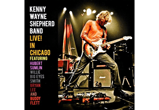 Kenny Wayne Shepherd - Live! In Chicago [CD]
