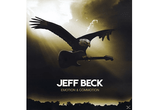 Jeff Beck - Emotion & Commotion - (Vinyl)