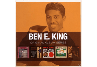 Ben E. King - Original Album Series [CD]