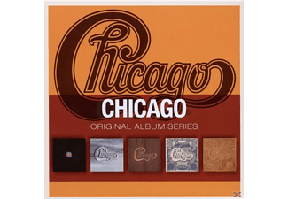 Chicago - Original Album Series [CD]