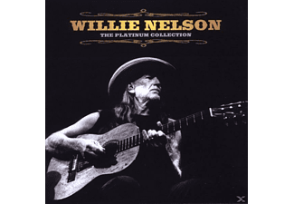 Willie Nelson - The Platinum Collection [CD]