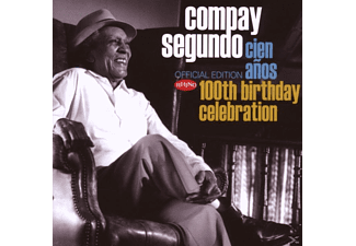 Compay Segundo - 100th Birthday Celebration - (CD)