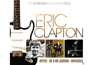 Eric Clapton - The Platinum Collection - (CD)