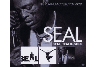 Seal - The Platinum Collection [CD]