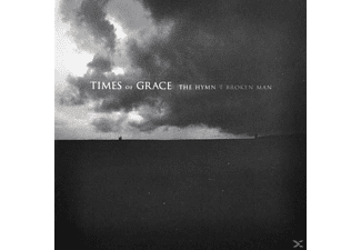 Times Of Grace - THE HYMN OF A BROKEN MAN - (CD)
