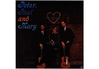 Paul & Mary Peter - Peter, Paul & Mary - (CD)