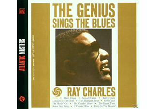 Ray Charles - The Genius Sings The Blues [CD]