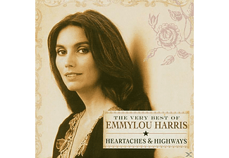 Emmylou Harris - Heartaches & Highways-The Very Best Of [CD]