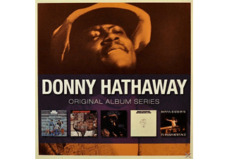 Donny Hathaway - Original Album Series - (CD)