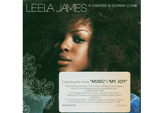 Leela James - A Change Is Gonna Come [CD]