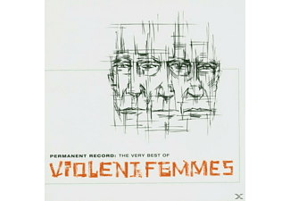 Violent Femmes - Violent Femmes - Permanent Record-Very Best Of [CD]