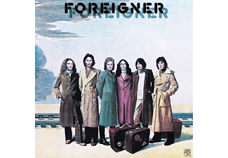 Foreigner - Foreigner - Expanded & Remastered (CD)