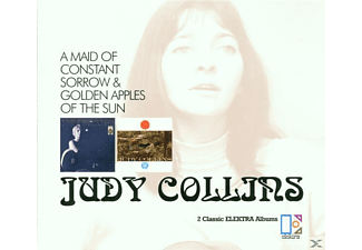 Judy Collins - A Maid Of Constant Sorrow+Golden Apples Of The Sun - (CD)