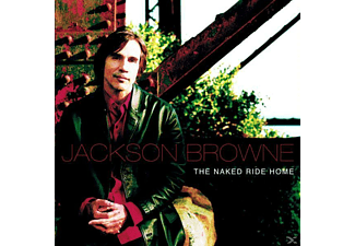 Jackson Browne - The Naked Ride Home [CD]