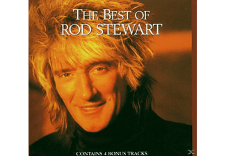 Rod Stewart - The Best Of Rod Steward [CD]