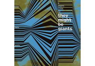 They They - A User's Guide To They Might Be Giants [CD]