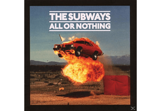 The Subways - All Or Nothing (Standard) [CD]