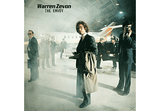 Warren Zevon - The Envoy [CD]