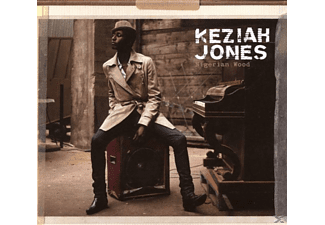 Keziah Jones - Nigerian Wood - (CD)