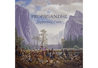 Propagandhi - Supporting Caste - (CD)