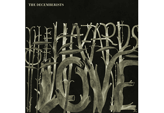 The Decemberists - The Hazards of Love (CD)