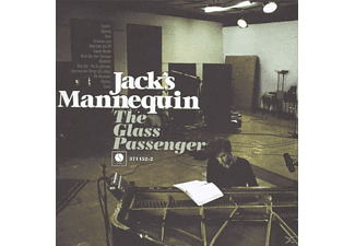 Jack's Mannequin - The Glass Passenger - (CD)